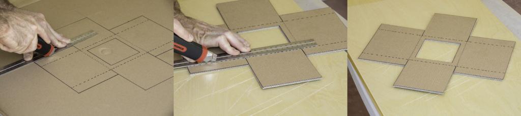 DIY Solar Filter Cutout