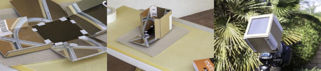 Final DIY Solar Filter